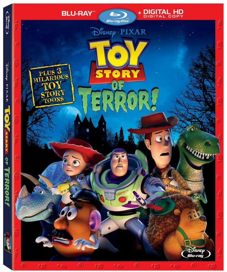 """Toy Story : Angoisse au motel"" arrive en Blu-ray."