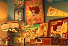 Pixar Disney Western Woody round up