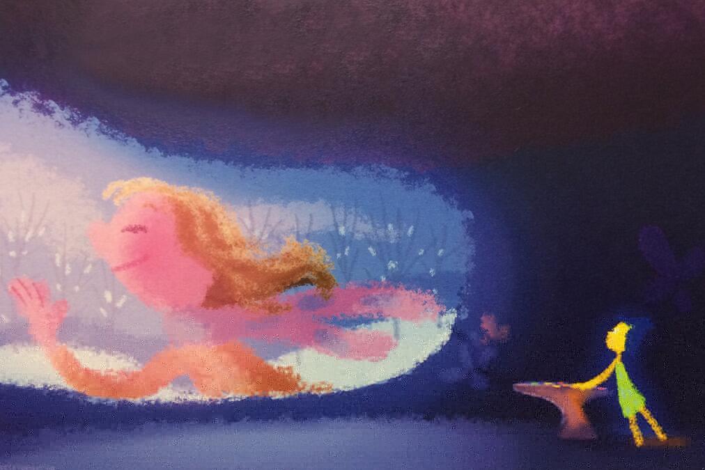 Pixar Disney Inside Out artwork
