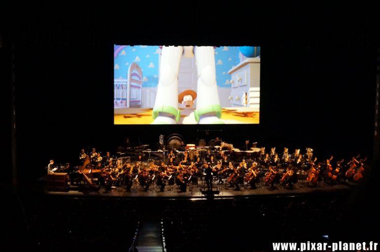 """Interview – Romain Dasnoy, organisateur de """"Pixar en Concert""""."""