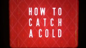 Disney Illustration How To Catch A Cold