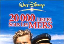 walt disney company walt disney pictures affiche 20000 lieues sous mers poster 20.000 leagues under sea