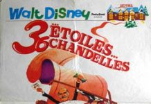 walt disney company walt disney pictures affiche 3 etoiles 36 chandelles poster snowball express