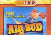walt disney company walt disney pictures affiche air bud star paniers poster