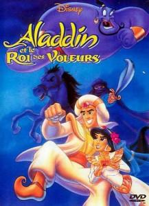 walt disney toon studios affiche aladdin roi voleurs poster aladdin king of thieves