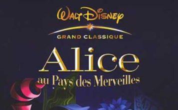 walt disney animation affiche alice pays merveilles poster alice wonderland