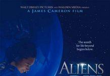 walt disney company walt disney pictures affiche aliens deep poster