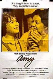 walt disney company walt disney pictures affiche amy poster