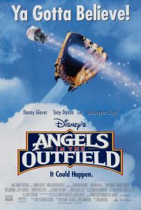 walt disney company walt disney pictures affiche angels equipe anges angels outfield