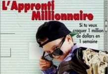 walt disney company walt disney pictures affiche apprenti millionnaire poster blank check