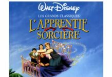 walt disney animation affiche apprentie sorciere poster bedknobs and broomsticks