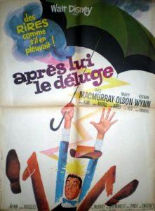 walt disney company walt disney pictures affiche apres lui deluge poster son flubber