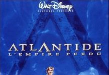 walt disney animation affiche atlantide empire perdu poster atlantis lost empire
