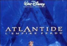 walt disney animation affiche atlantide empire perdu poster atlantis lost empire