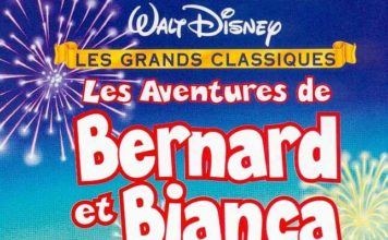 walt disney animation affiche aventures bernard bianca poster rescuers