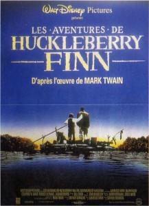 walt disney company walt disney pictures affiche aventures huckleberry finn poster adventures huck finn