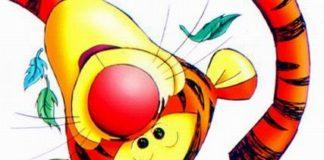 walt disney animation disneytoon studios affiche aventures tigrou poster tigger movie
