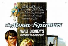 walt disney company walt disney pictures affiche baie emeraudes poster moon spinners