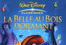 walt disney animation affiche belle bois dormant poster sleeping beauty