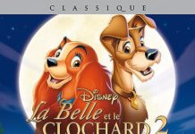 walt disney animation disneytoon studios affiche belle clochard 2 appel rue poster lady and tramp scamp's adventure