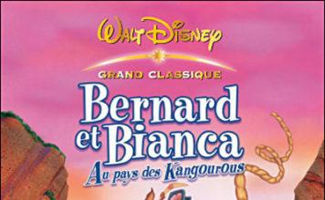 walt disney animation affiche bernard bianca pays kangourous poster rescuers down under