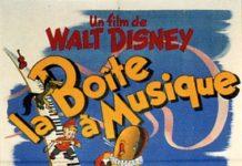 walt disney animation affiche boite a musique poster make mine music