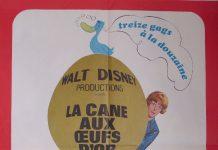 walt disney company walt disney pictures affiche cane oeufs or poster million dollar duck