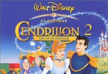 walt disney animation disneytoon studios affiche cendrillon 2 vie princesse poster cinderella 2 dreams come true