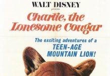 walt disney company walt disney pictures affiche charlie cougar poster charlie lonesome cougar