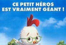 walt disney animation studios affiche chicken little poster