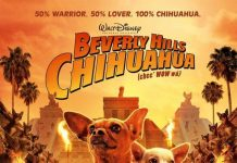 walt disney company walt disney pictures affiche chihuahua beverly hills poster