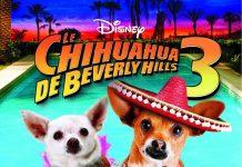 walt disney company walt disney pictures affiche chihuahua beverly hills 3 poster viva fiesta