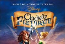 walt disney animation disneytoon studios affiche clochette fee pirate poster tonker bell pirate fairy