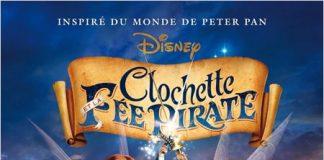 walt disney animation disneytoon studios affiche clochette fee pirate poster tonker bell pirate fairy