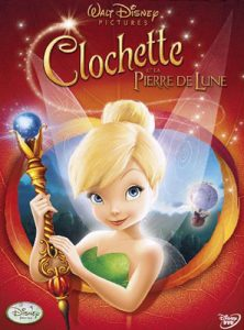 walt disney animation disneytoon studios affiche clochette pierre lune poster tinker belle lost treasure