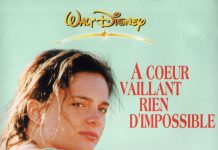 walt disney company walt disney pictures affiche coeur vaillant rien impossible poster wild hearts can't broken