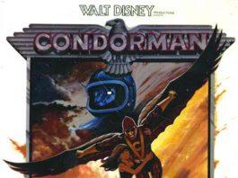 walt disney company walt disney pictures affiche condorman poster