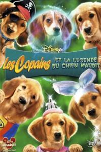 walt disney company walt disney pictures affiche copains legende chien maudit poster spooky buddies