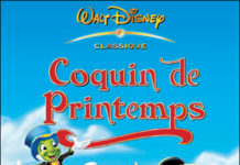 walt disney animation affiche coquin printemps poster fun and fancy free