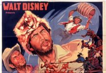 walt disney company walt disney pictures affiche davy crocket pirates riviere poster davy crockett river pirates