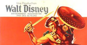 walt disney company walt disney pictures affiche desert vivant poster rob roy highland rogue