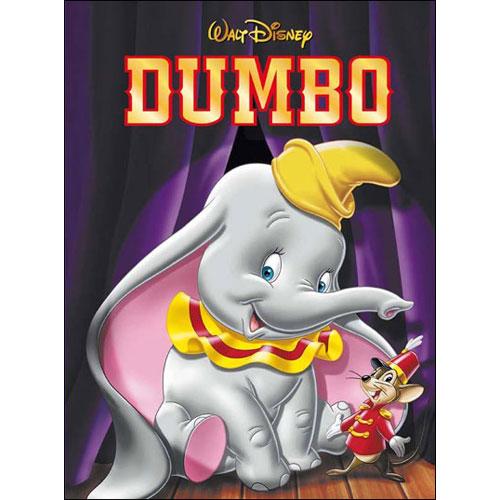 Walt Disney Animation affiche dumbo poster dumbo