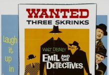 walt disney company walt disney pictures affiche emile detectives poster emil detectives