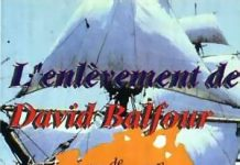walt disney company walt disney pictures affiche enlevement david balfour poster kidnapped