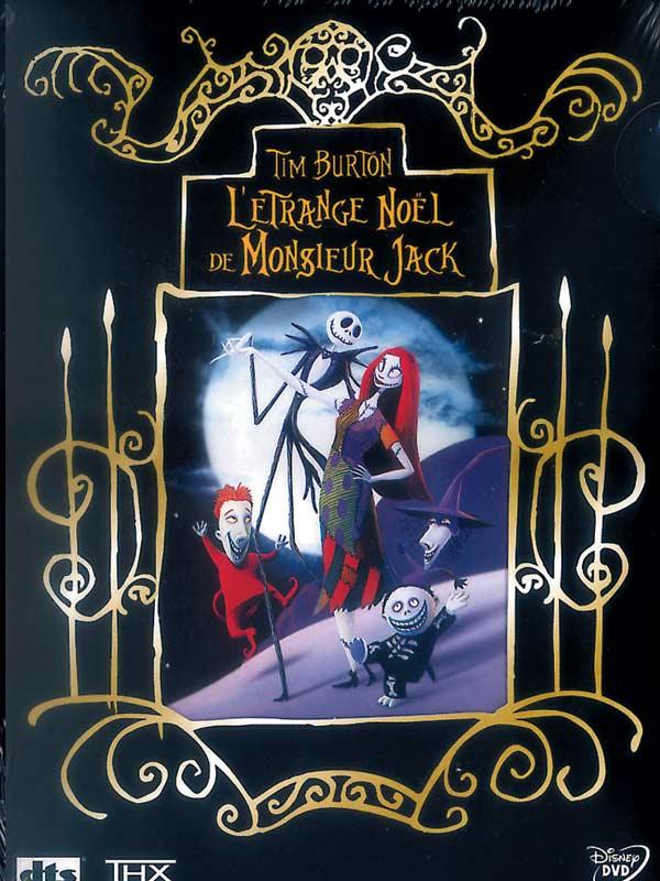 touchstone pictures affiche etrange noel monsieur jack poster nightmare before christmas