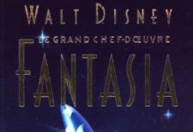 walt disney animation affiche fantasia poster