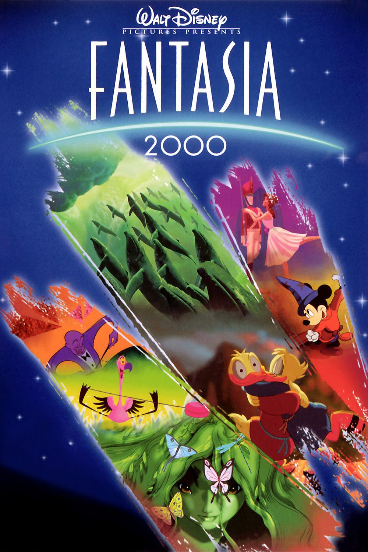 walt disney animation affiche fantasia 2000 poster