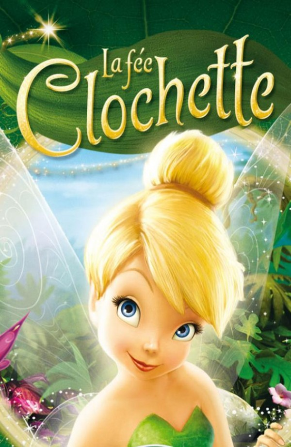 walt disney animation disneytoon studios affiche fee clochette poster tinker bell