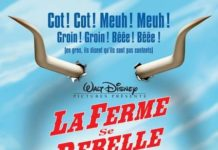 walt disney animation affiche ferme rebelle poster home range