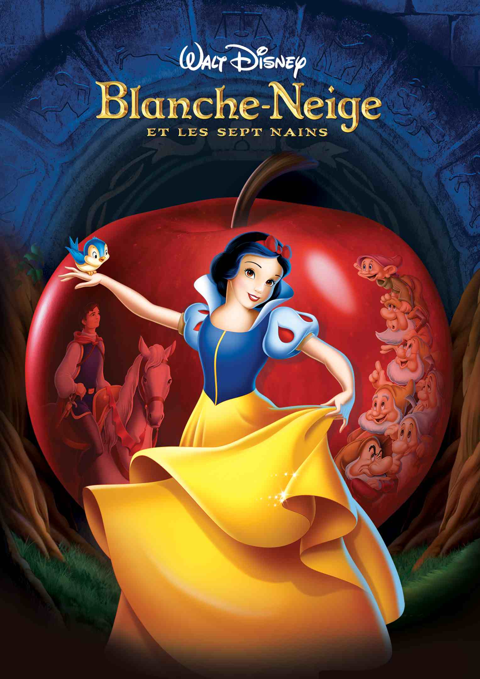 Blanche neige et les sept nains disney planet for On se lave blanche neige
